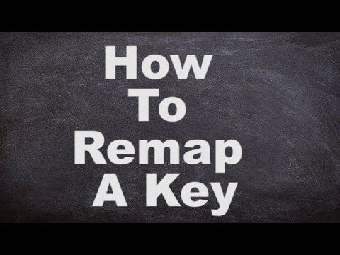 How To Remap A Key Using SharpKeys