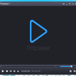 How to change the Skin of Daum PotPlayer to the default skin