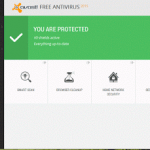 How to update Avast Antivirus using a proxy server