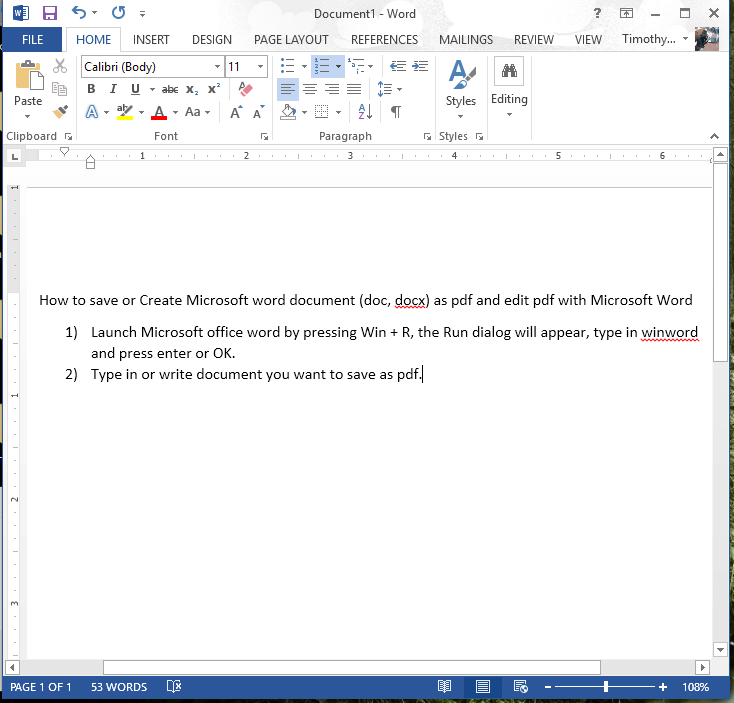ms word how to clear style after enter