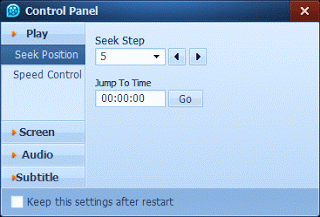 QQPlayer Control Panel