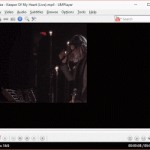 UMPlayer – Change Aspect ratio