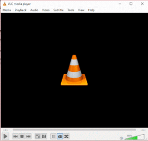 Use Keyboard Volume Button for Volume Control in VLC