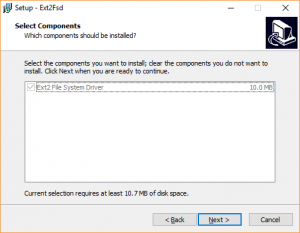 How to View Linux Distribution Partition in Windows OS 1