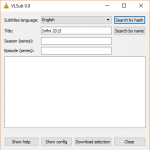 How to Download Subtitle with VLC Media Player