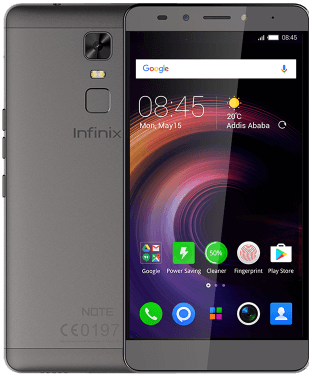 Infinix Note 4 X572 Specification, Image, Review and Price • About