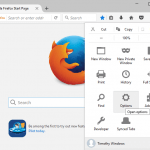 How to disable notifications in Mozilla Firefox