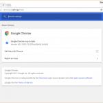 How to Check Google Chrome Browser Version