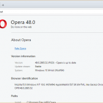 How to Check Opera Web Browser Version
