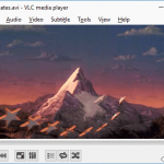 Navigate Frame by Frame on VLC