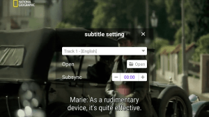 KMPlayer Sync Subtitle