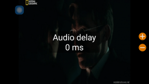 VLC Audio Delay