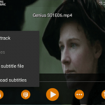 VLC Media Player - Load External Subtitle File (Android)