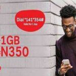 Airtel Binge Data Plans ( 500 Naira – 2GB, 350 Naira – 1 GB)