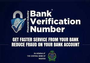 BVN For Bank Accounts
