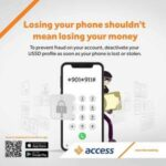 How to Block Access Bank USSD (Stolen or Missing Phone)