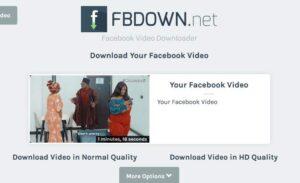 FBDown.net Download Video