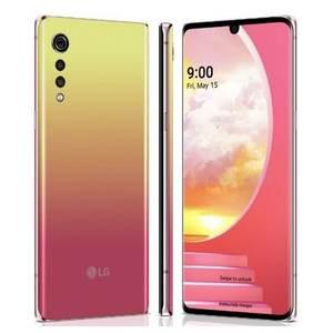 LG Velvet 5G UW