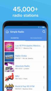 Simple Radio