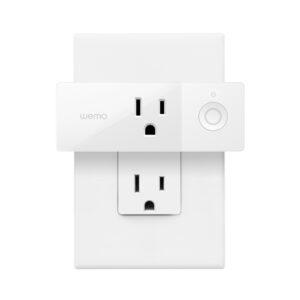 Wemo Mini Smart Plug - Front,