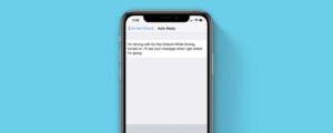 How to Set up Do Not Disturb on iPhone