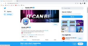 Stanbic IBTC Bank Twitter