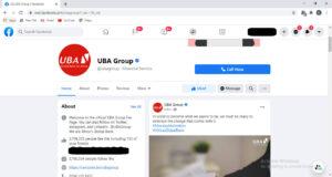 UBA Facebook