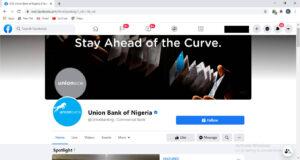 Union bank facebook