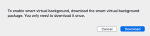 Click Download to download package