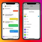 How to Change the Theme and Color of Instagram DMs