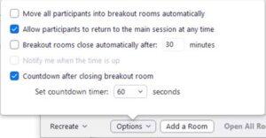 Click Create Room