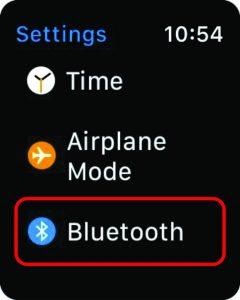 Tap Bluetooth