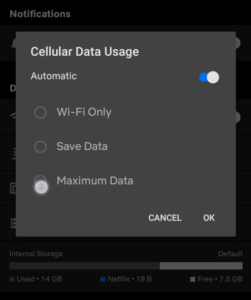 Select Maximum Data