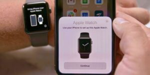 How to Pair An Apple Watch