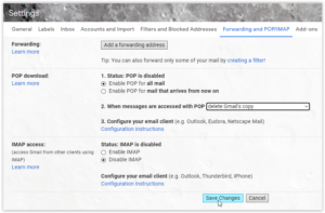 How to Migrate from One Account to Another on Gmail