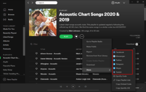 How to Make Spotify Listening Activity Public