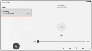 Record Audio on Computer or Smartphone