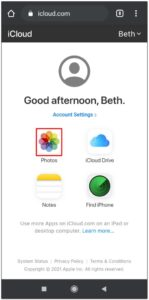 How to Transfer Photos from Google Photos to iCloud