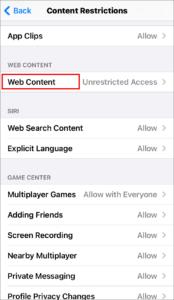 Select Web Content; Source: alphr.com