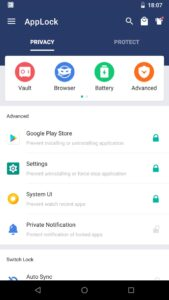 AppLock by DoMobile Labs