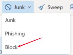 Click Block
