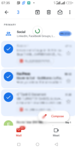 Select Emails